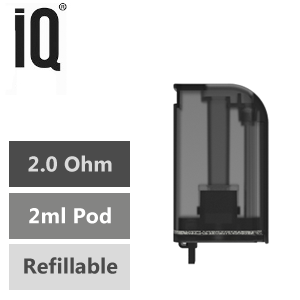 IQ OVS Replacement Pods