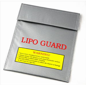 Lipo Battery Fireproof Bag