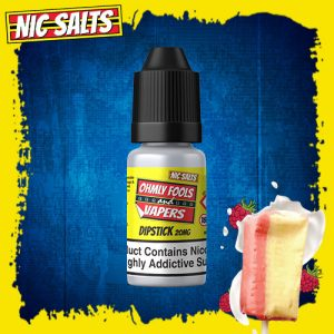 Dipstick 10ml Nic Salt