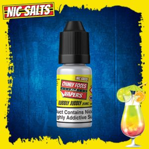 Lubbly Jubbly 10ml Nic Salt