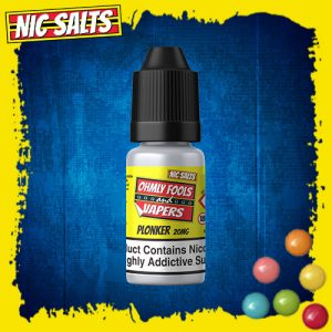 Plonker 10ml Nic Salt