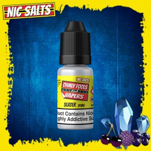 Slater 10ml Nic Salt
