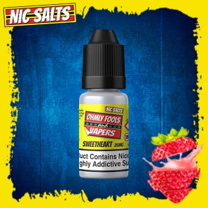 Sweetheart 10ml Nic Salt
